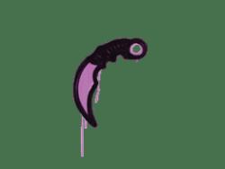 Sealed Graffiti   Karambit (Bazooka Pink)