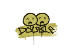 Sealed Graffiti | Double (Tracer Yellow)