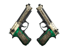 Dual Berettas | Royal Consorts (Minimal Wear)