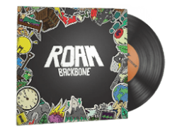 StatTrak™ Music Kit | Roam, Backbone