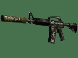 M4A1-S | Flashback (Well-Worn)