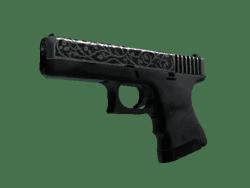 StatTrak™ Glock-18   Ironwork (Well-Worn)