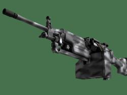 Souvenir M249 | Contrast Spray (Factory New)