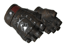 ★ Bloodhound Gloves | Charred (Field-Tested)