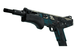 MAG-7 | Sonar (Well-Worn)