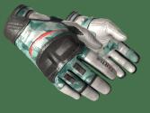 摩托手套(★) | 薄荷 (略有磨损)