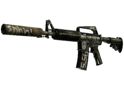 StatTrak™ M4A1-S   Flashback (Minimal Wear)