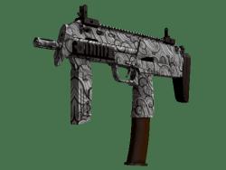 Souvenir MP7   Gunsmoke (Factory New)