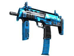 StatTrak™ MP7 | Cirrus (Factory New)