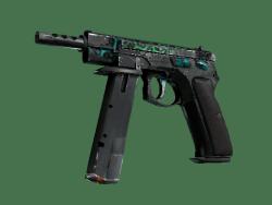 StatTrak™ CZ75-Auto | Polymer (Battle-Scarred)