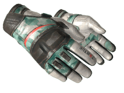 ★ Moto Gloves | Spearmint (Field-Tested)