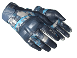 ★ Moto Gloves | Cool Mint (Minimal Wear)