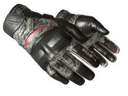 ★ Moto Gloves | Boom! (Factory New)