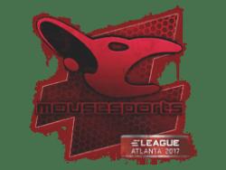Sealed Graffiti   mousesports   Atlanta 2017