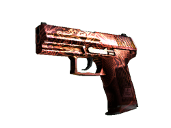 StatTrak™ P2000 | Imperial Dragon (Well-Worn)
