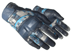 ★ Moto Gloves | Cool Mint (Well-Worn)