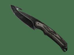 ★ StatTrak™ Gut Knife | Black Laminate (Field-Tested)