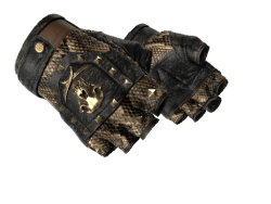 ★ Bloodhound Gloves | Snakebite (Well-Worn)