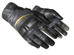 ★ Moto Gloves | Eclipse (Well-Worn)