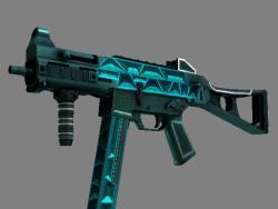 UMP-45 | Scaffold (Minimal Wear)