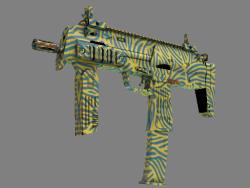 MP7 | Akoben (Minimal Wear)