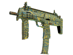 StatTrak™ MP7 | Akoben (Minimal Wear)
