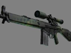 Souvenir G3SG1   Jungle Dashed (Factory New)