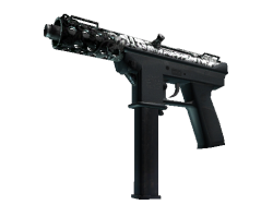 Tec-9   Cut Out (Well-Worn)