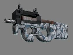 StatTrak™ P90   Death Grip (Minimal Wear)