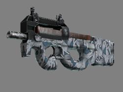 StatTrak™ P90 | Death Grip (Well-Worn)