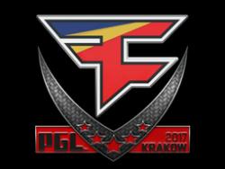 Sticker | FaZe Clan | Krakow 2017