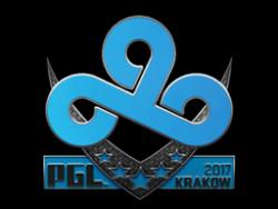 Sticker | Cloud9 | Krakow 2017