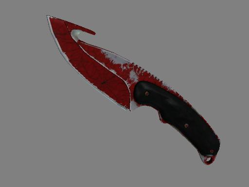 ★ StatTrak™ Gut Knife   Crimson Web (Field-Tested)