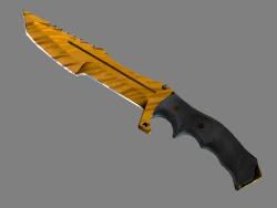 ★ StatTrak™ Huntsman Knife | Tiger Tooth (Factory New)