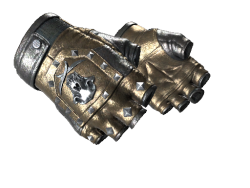 ★ Bloodhound Gloves | Bronzed (Factory New)