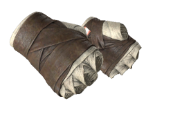 ★ Hand Wraps | Leather (Factory New)