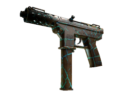 Tec-9 | Cracked Opal (Field-Tested)
