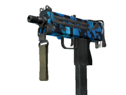 StatTrak™ MAC-10 | Oceanic (Field-Tested)