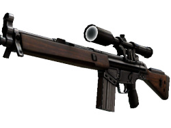 StatTrak™ G3SG1 | Hunter (Well-Worn)