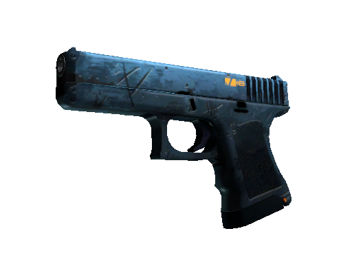 StatTrak™ Glock-18 | Off World (Minimal Wear)