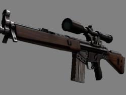 StatTrak™ G3SG1 | Hunter (Factory New)