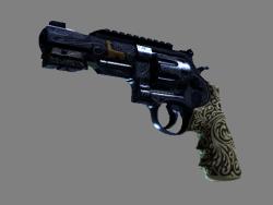 StatTrak™ R8 Revolver | Llama Cannon (Factory New)