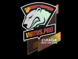 Sticker | Virtus.Pro (Holo) | Boston 2018