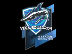 Sticker | Vega Squadron (Holo) | Boston 2018