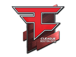 Sticker | FaZe Clan | Boston 2018