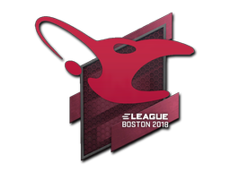 Sticker | mousesports | Boston 2018