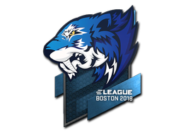 Sticker | Flash Gaming | Boston 2018