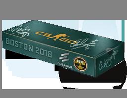 2018年波士顿锦标赛核子危机纪念包