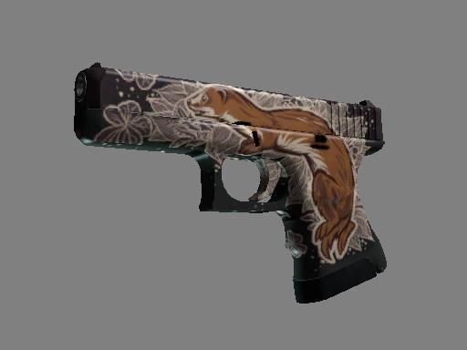 StatTrak™ Glock-18   Weasel (Minimal Wear)