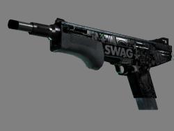 StatTrak™ MAG-7 | SWAG-7 (Battle-Scarred)